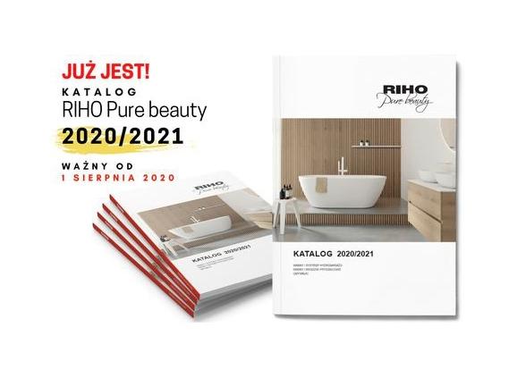 NOWY Katalog RIHO Pure beauty 2020/2021